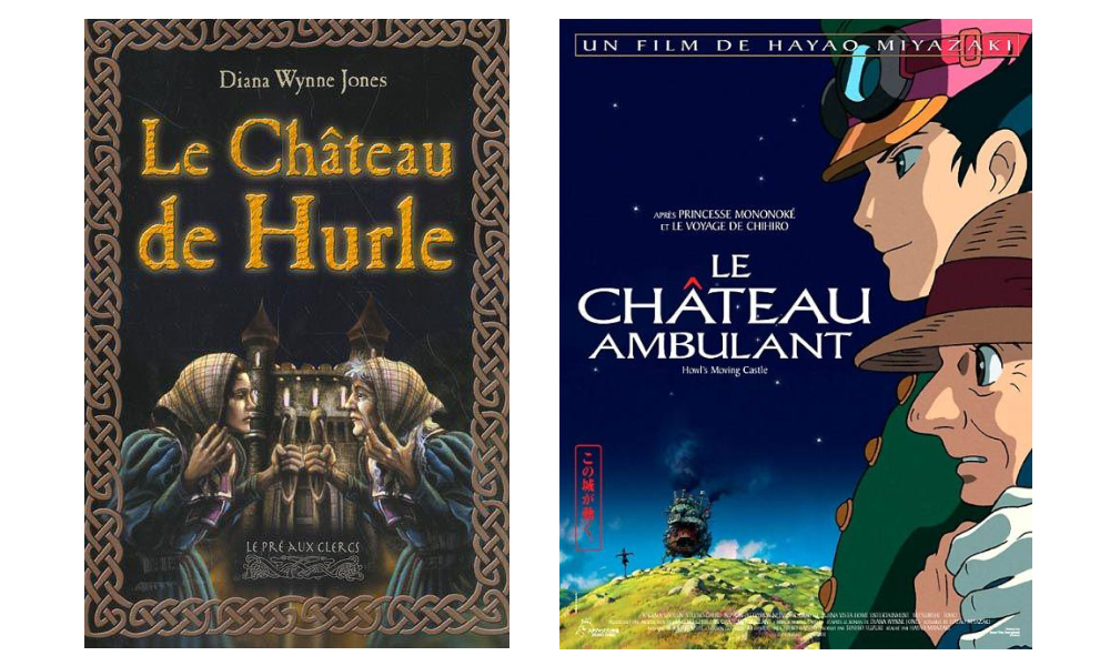 Le chateau de Hurle Diana Wynne Jones