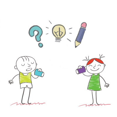Comment écrire un dialogue pour enfants